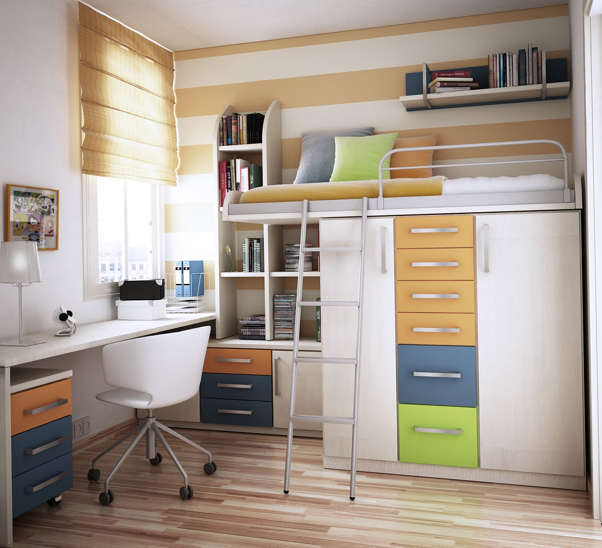 Small Spaces With Children (Image 9 of 10)