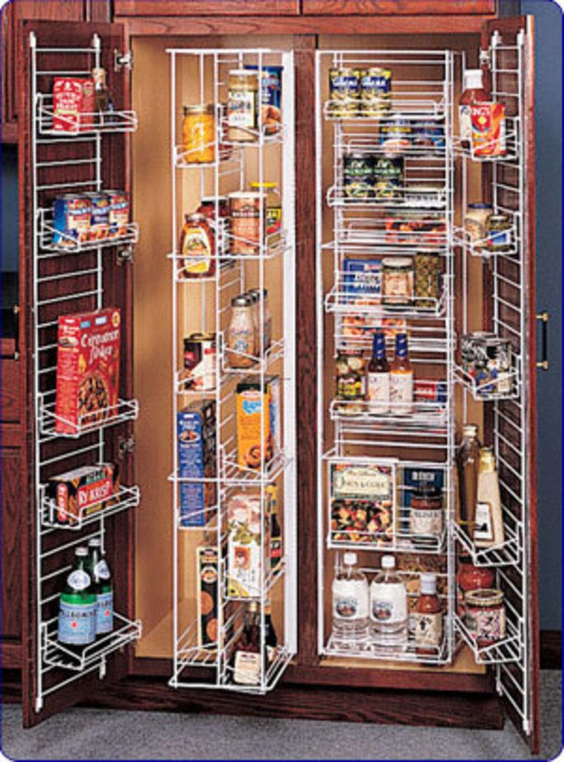 Kitchen Pantry Cupboard Design Ideas