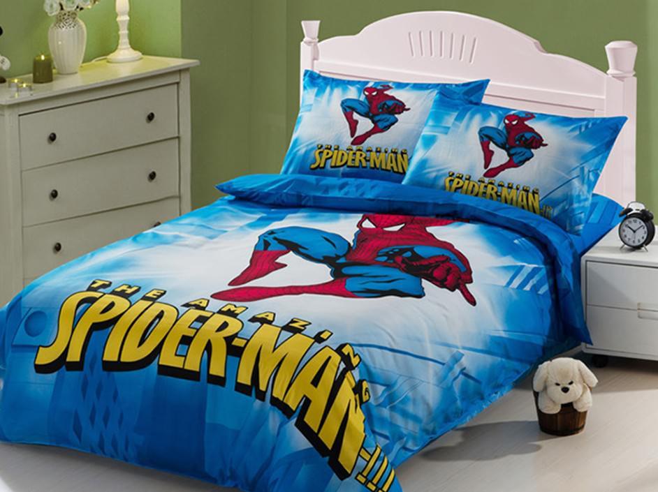 Spiderman Bedding (Image 3 of 10)