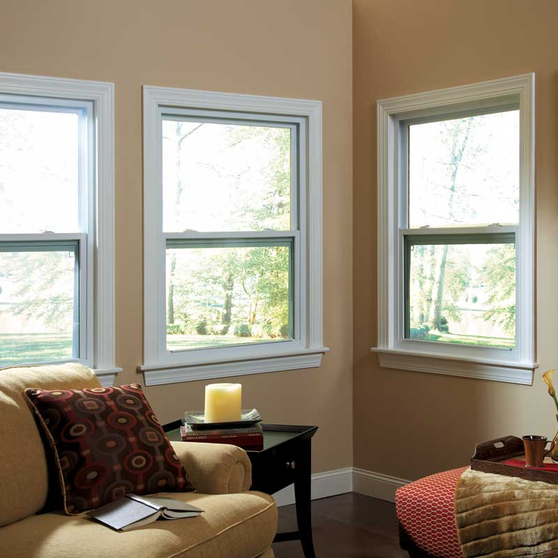 Square Single Hung Window (Image 9 of 10)