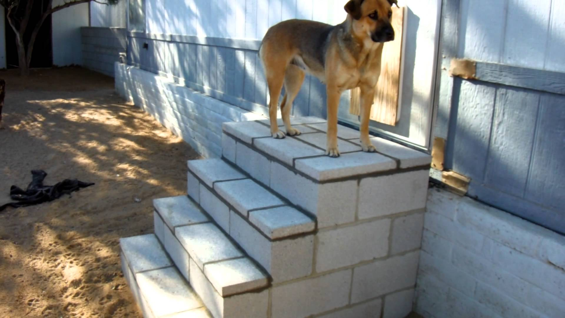 Stair Layout Decorations With Stone (View 8 of 10)