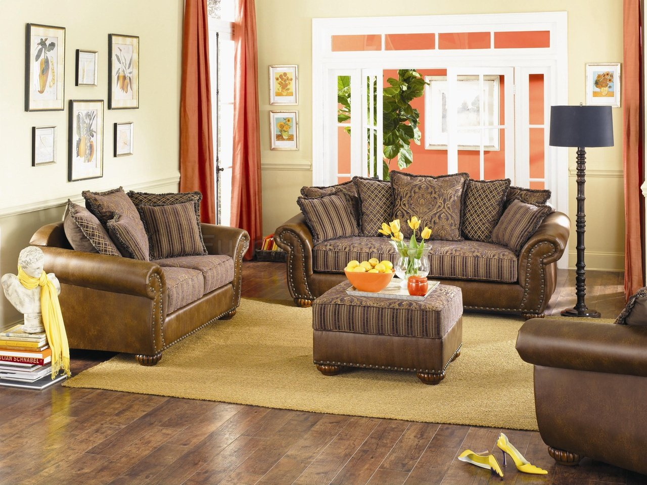 Featured Photo of Classic Sofas Furniture For Living Room