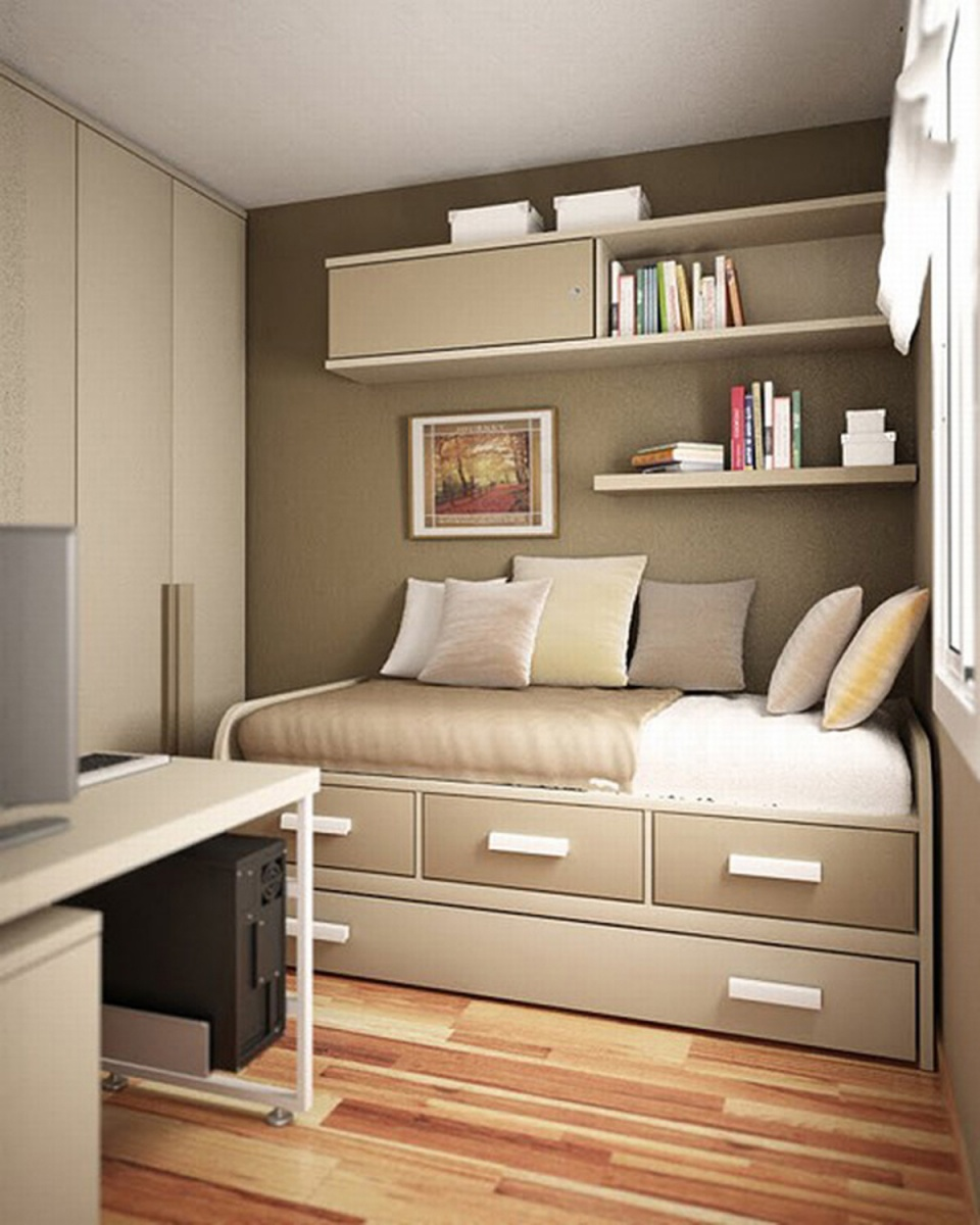 Storage Ideas For Small apartment