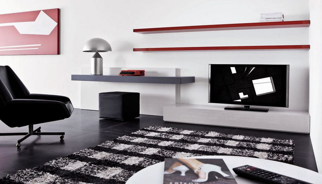TV Stand Ideas For Living Room (Image 7 Of 10)