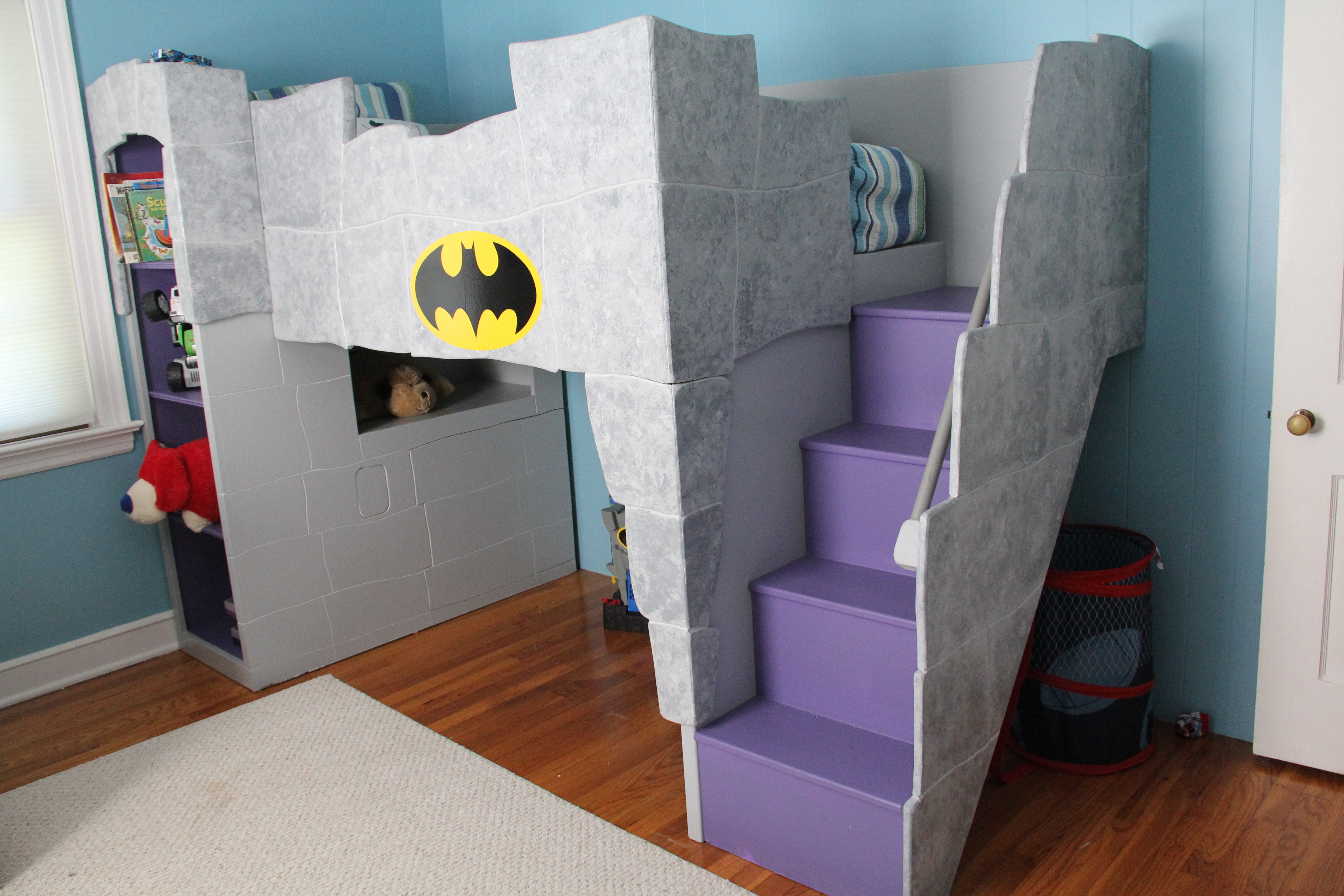 Theme Best Stylish Batman Sheets