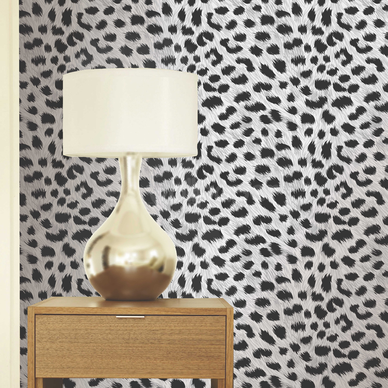 Theme Wall The Leopard Home Decor
