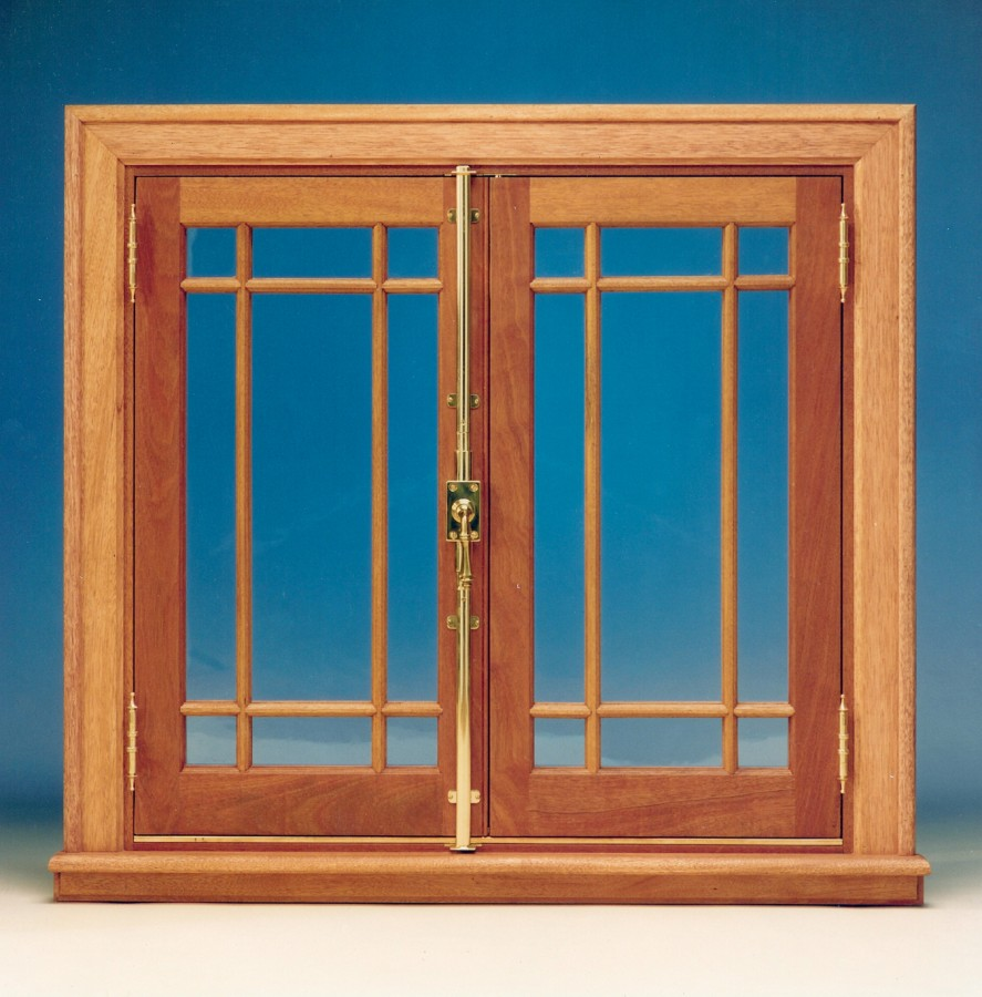 Traditionally Design French Casement Windows