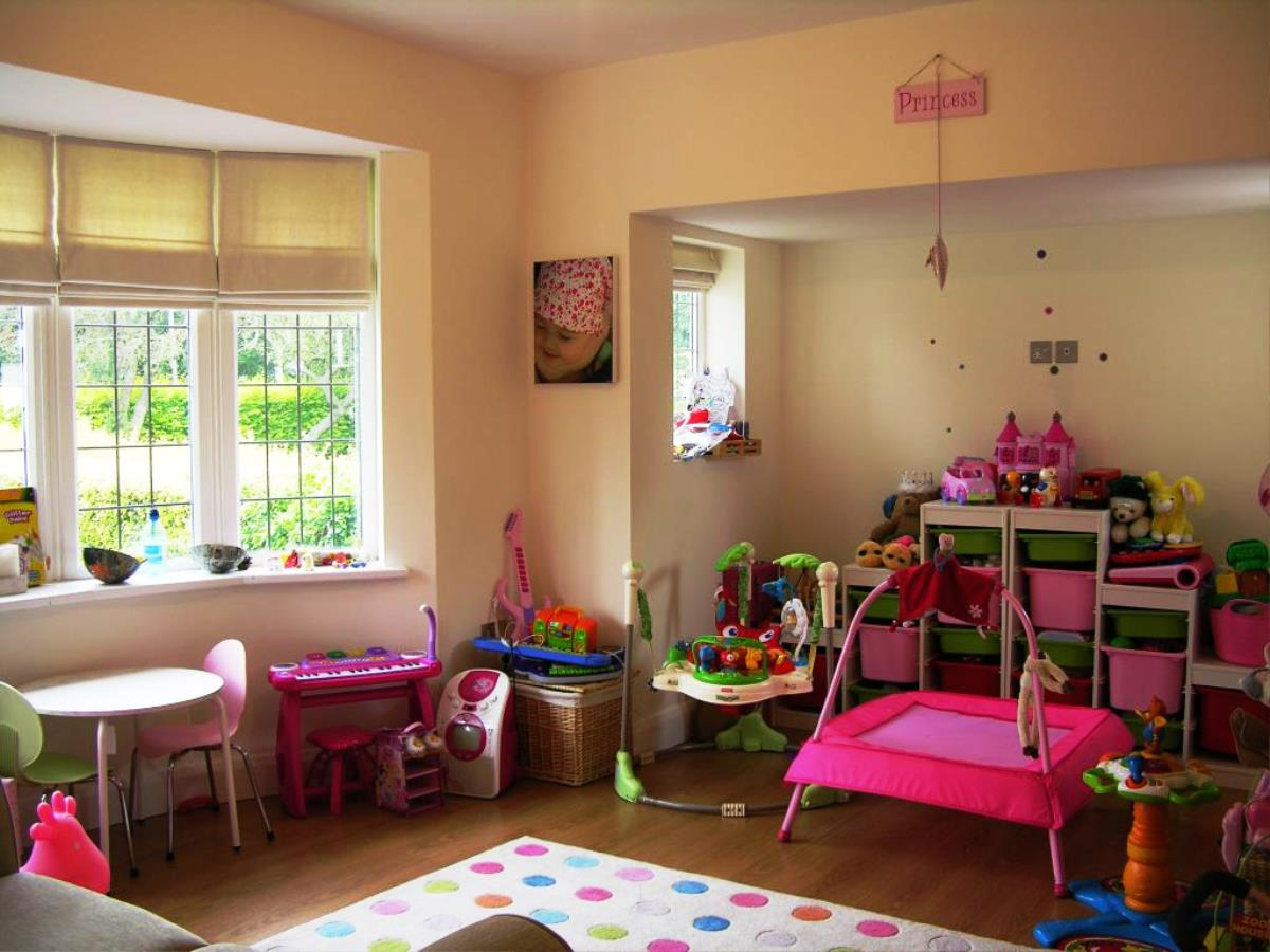 Trend Kids Playroom Designs (View 1 of 10)