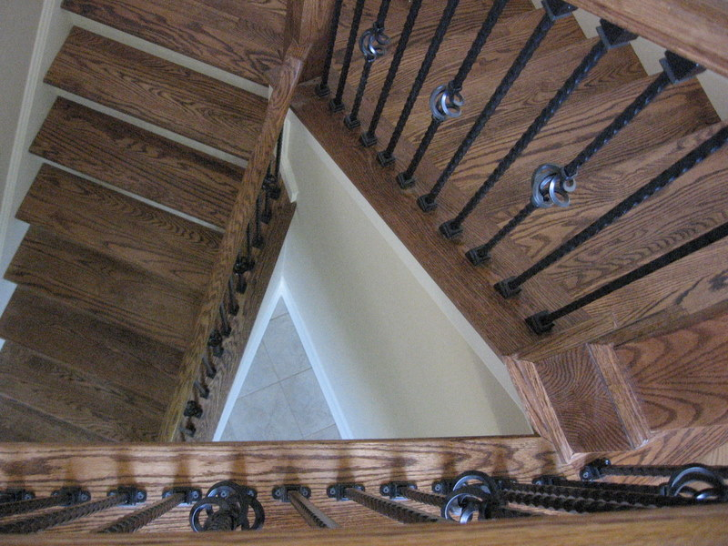 Triangel Mobile Home Stairs