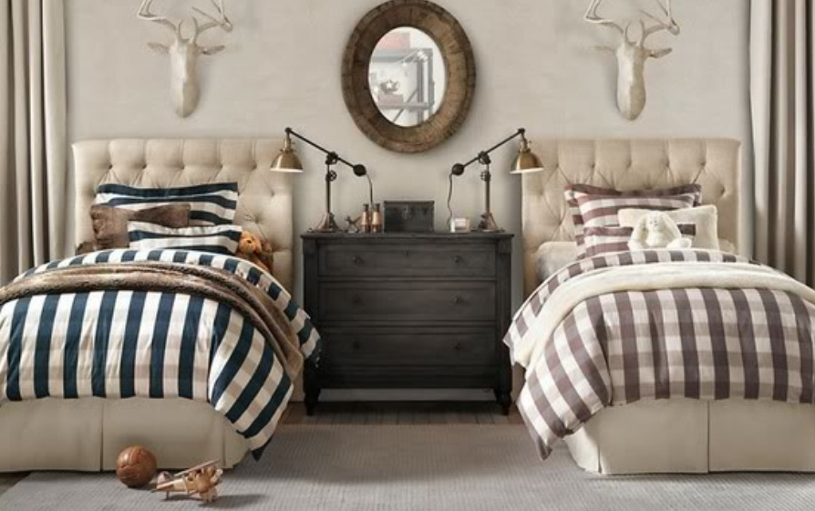 Twin Boy Bedrooms Decorating Ideas #1953 Gallery (Photo 5 of 10)