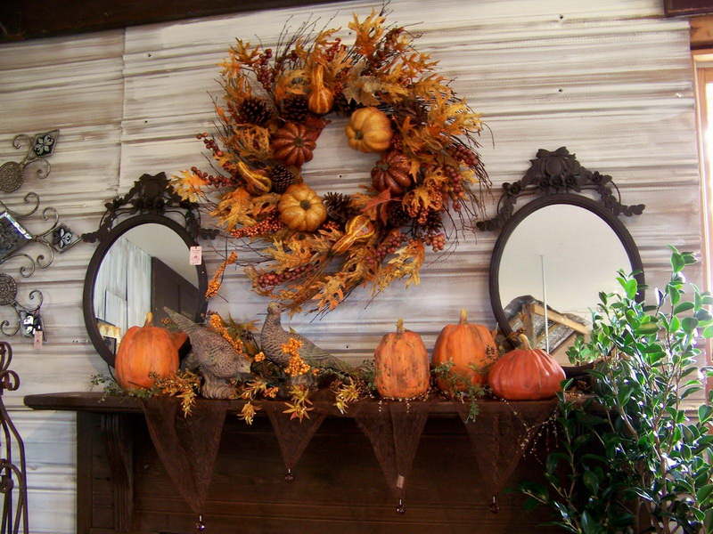 Unique Centerpieces For Fall Home Decor Ideas (Image 10 of 10)