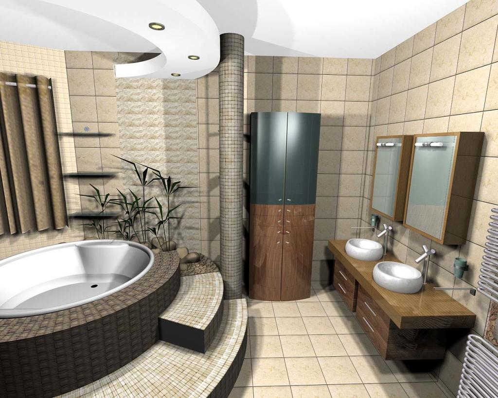 Unique Plans Bathroom Remodeling Ideas