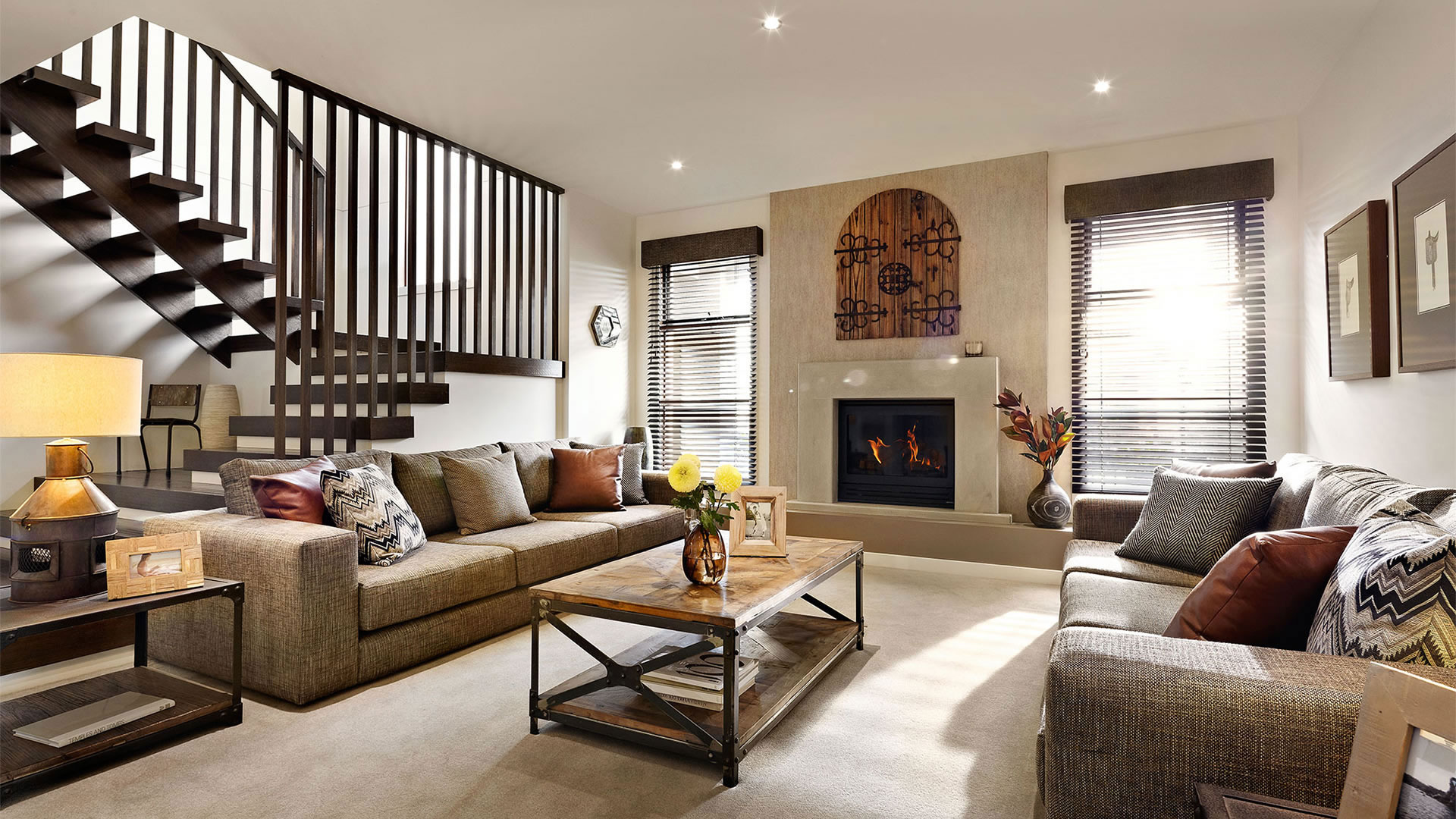 The Modern And The Classic Style Of The Home Decor NYC | Custom Home ...