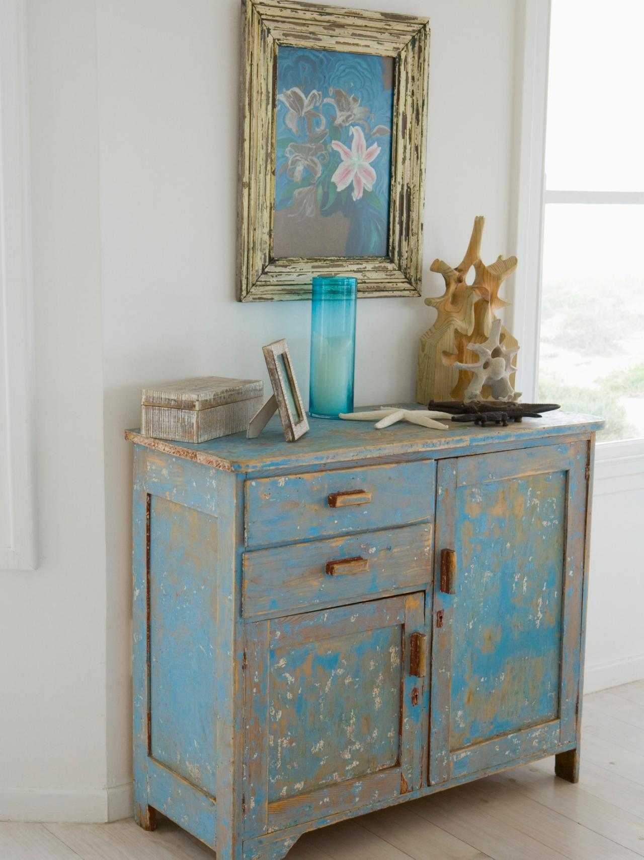 Vintage Rustic Chic Home Decor (View 8 of 10)