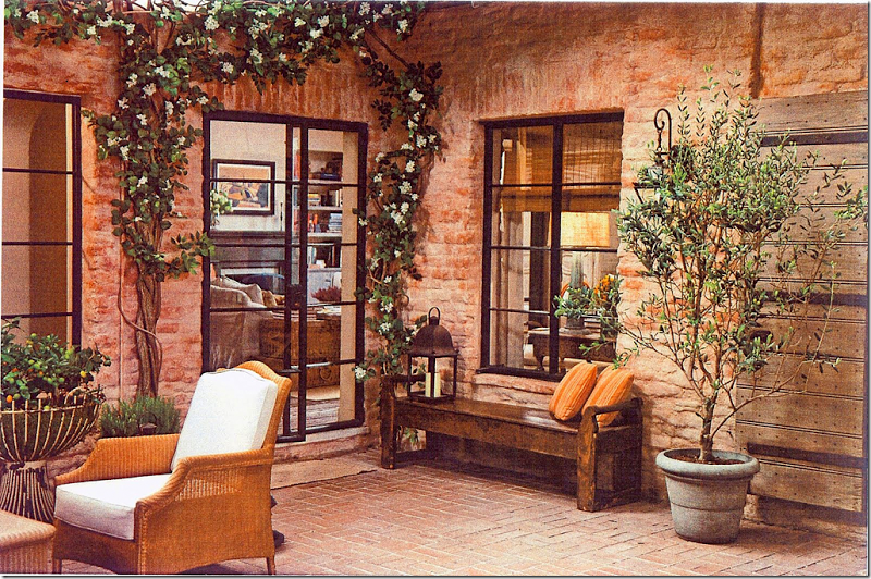 Vintage Screen Porch Plans for Home