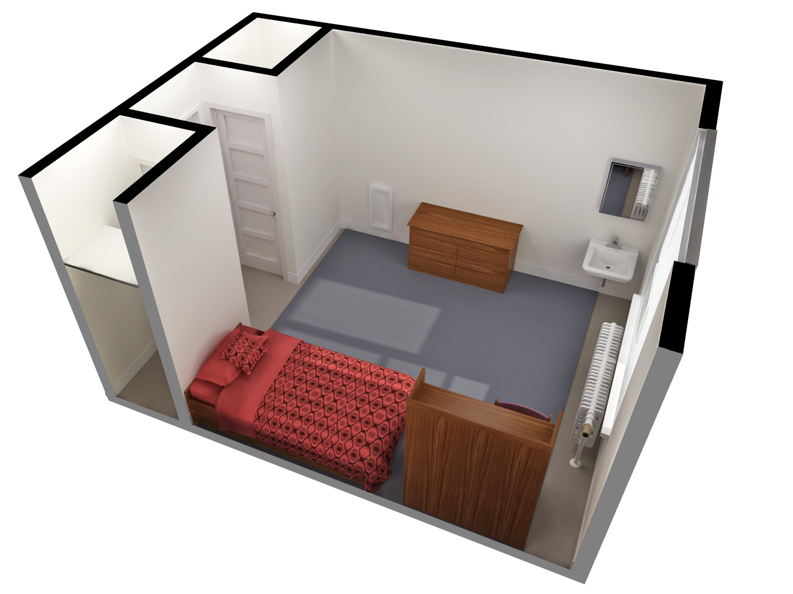 Virtual Bedroom