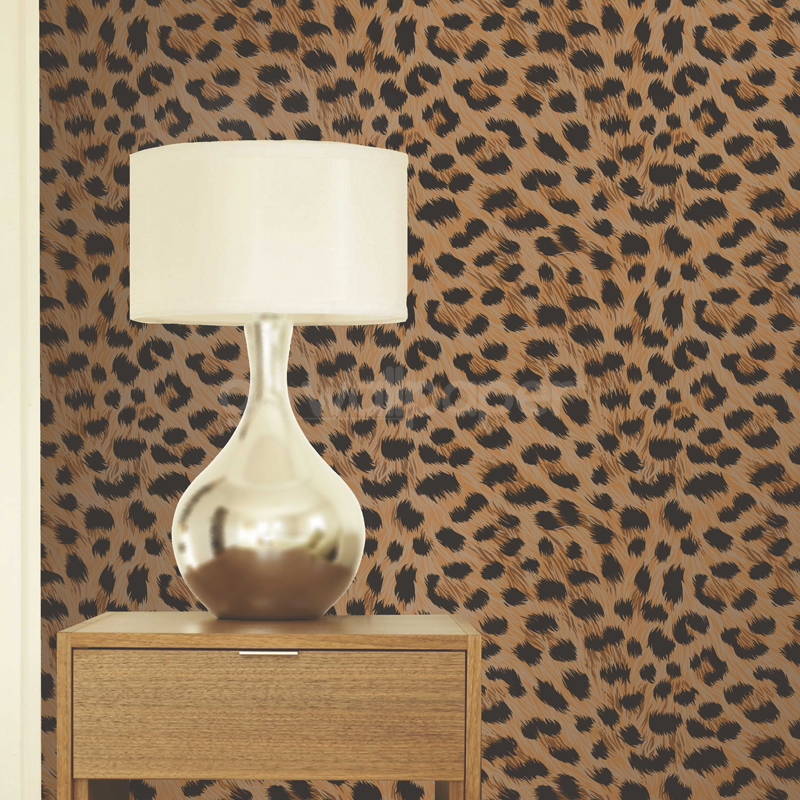 Wallpaper The Leopard Home Decor