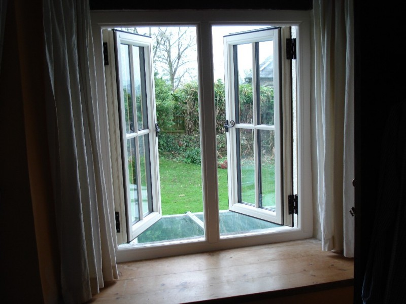 White French Casement Windows (Image 9 of 10)