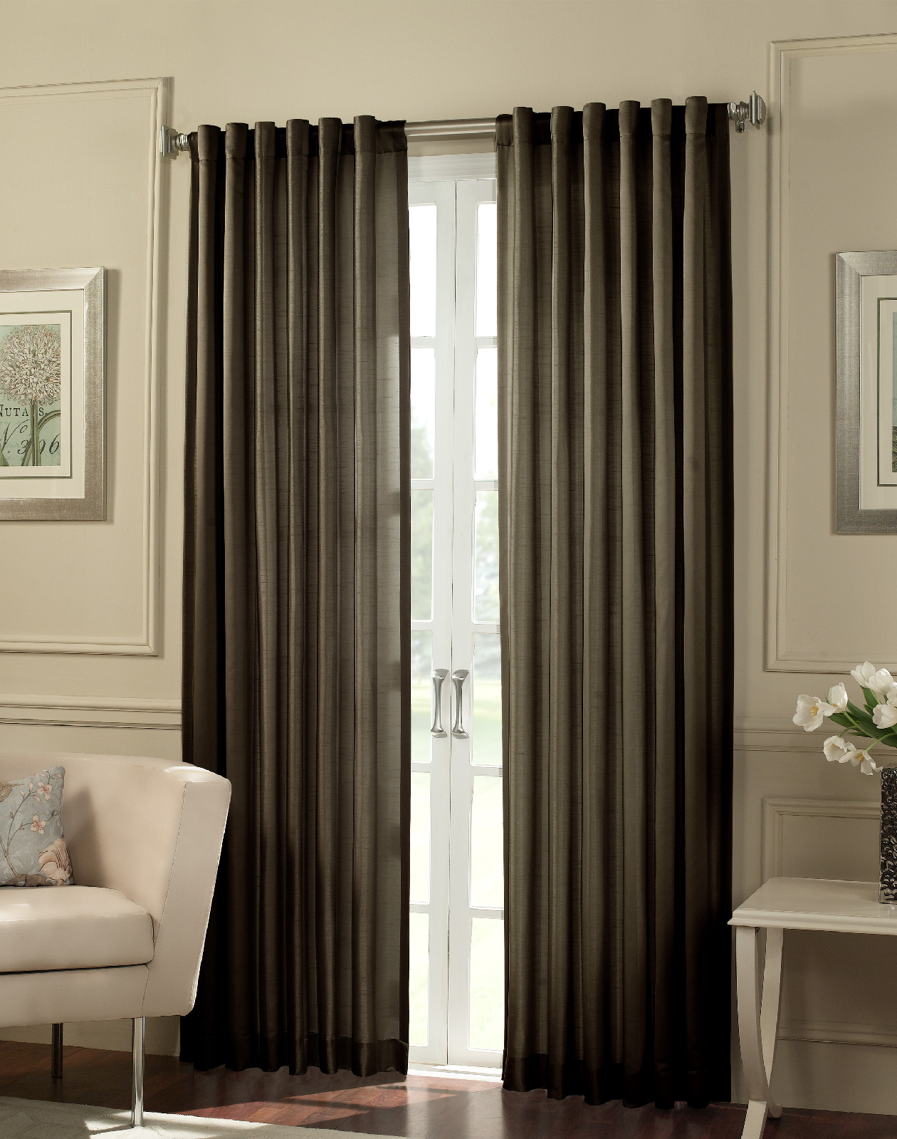 Window Curtain Panel (View 10 of 10)