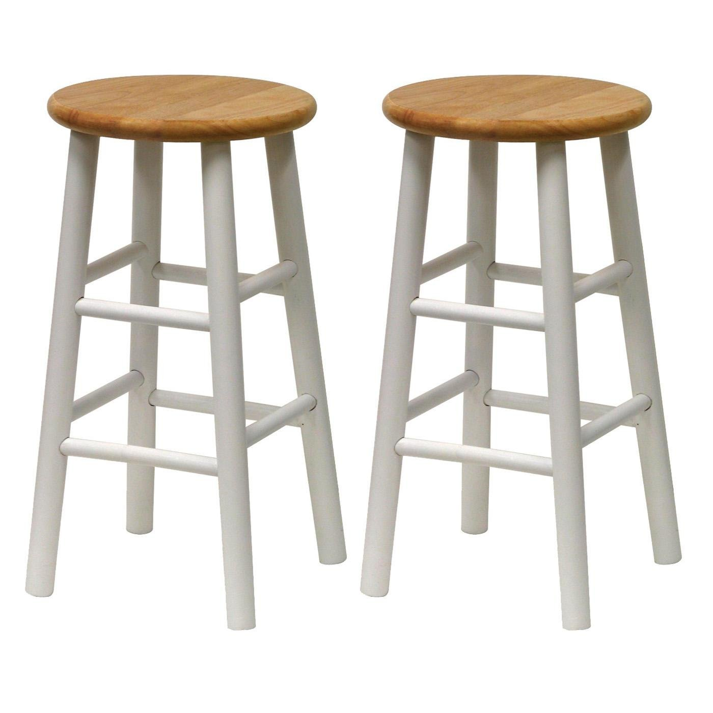 Winsome Wood Bar Stool (Image 10 of 10)