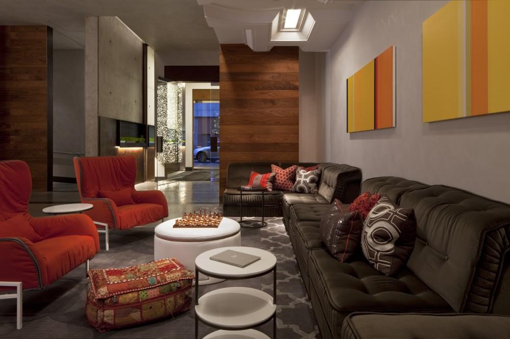 Wonderful W Hotel Austin's Design (View 7 of 10)