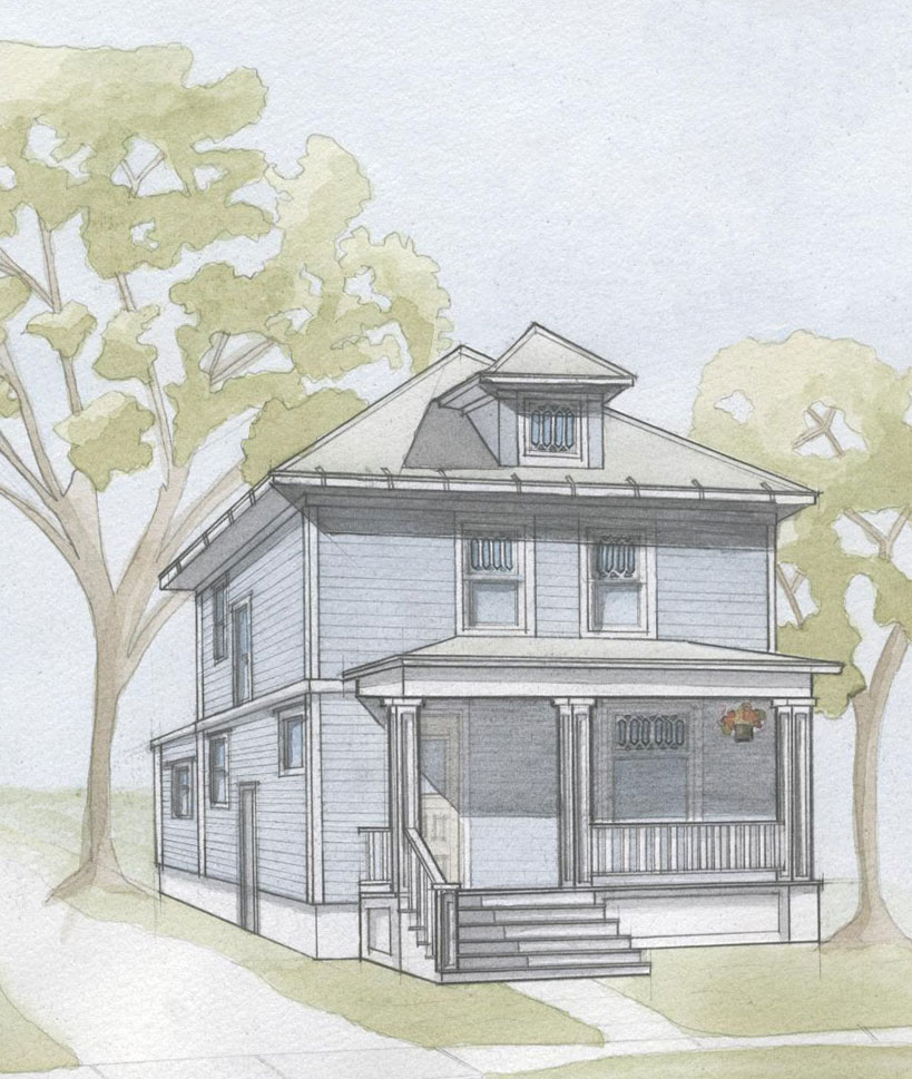 Wooden Screen Porch Plans For Home (View 10 of 10)