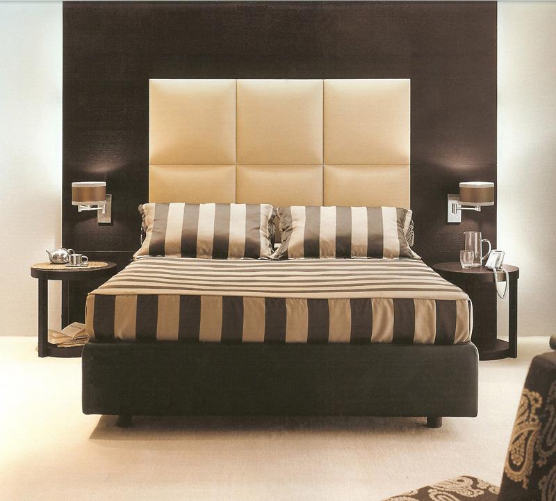 Beautiful Headboard Bedding (View 3 of 10)