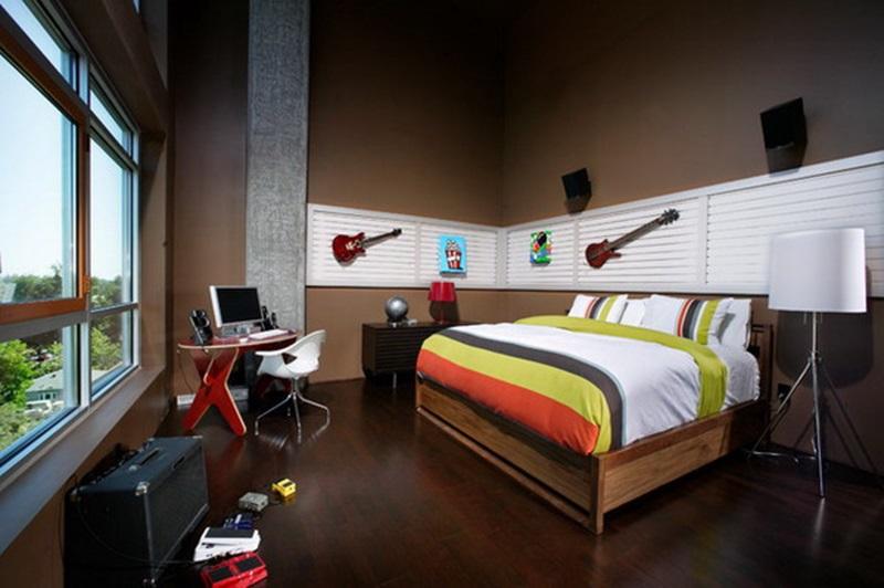 Music Themed Bedroom Ideas   Custom Home Design