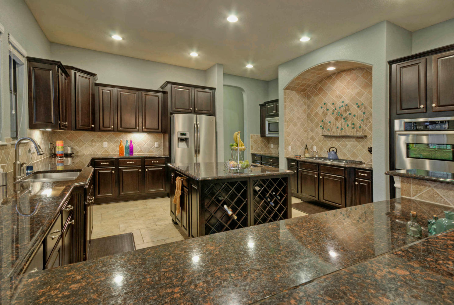 Charming Single Handle Kitchen Faucet (View 9 of 10)
