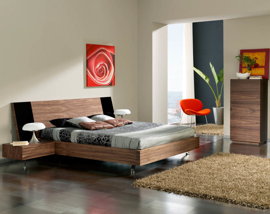 contemporary bed headboards ideas