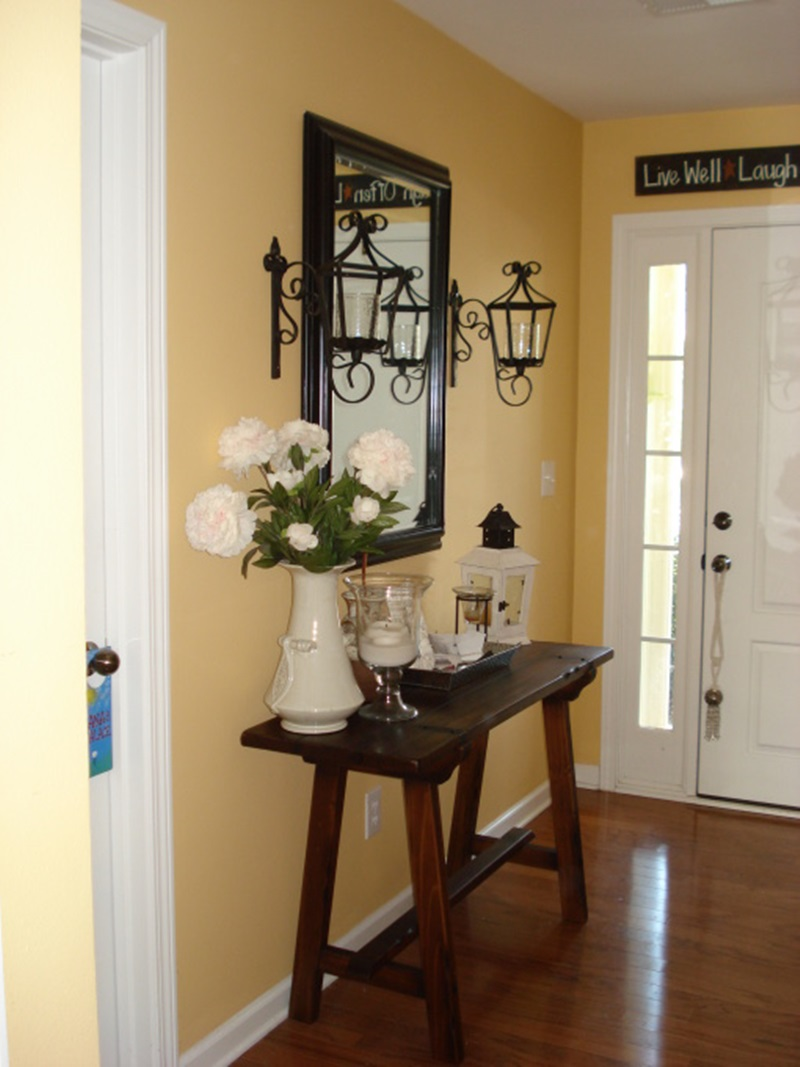 Entryway Decor (Image 2 of 10)