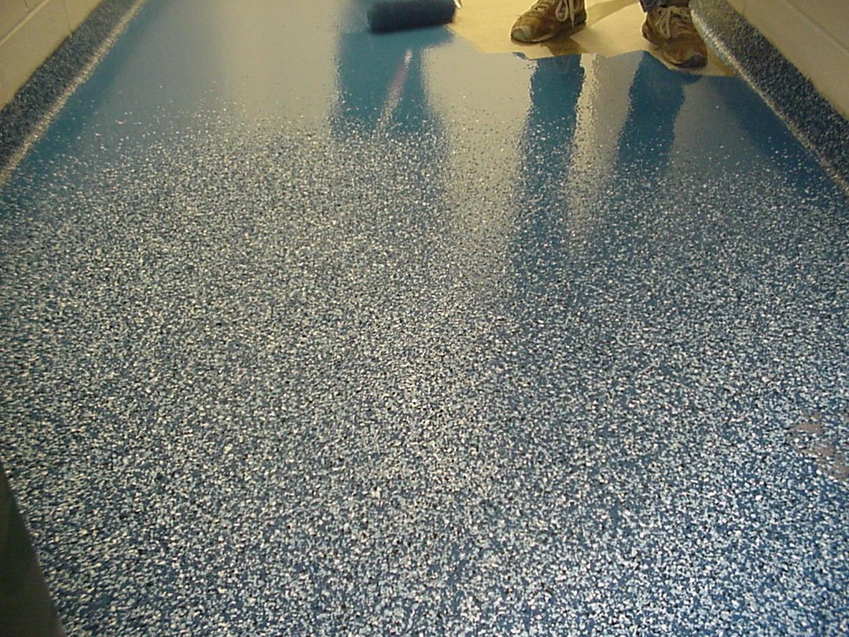 Epoxy Basement Floor Paint Colors (View 10 of 10)