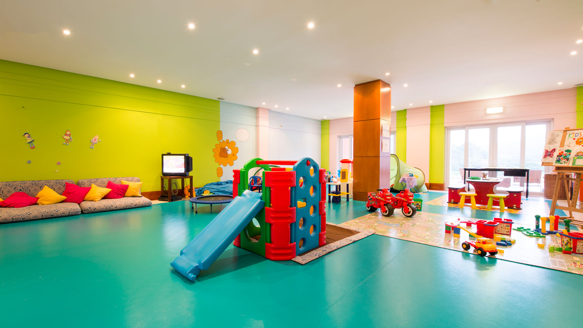 kid rooms: the playground of kids | custom home design