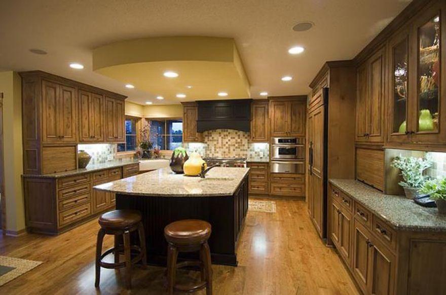 large ikea kitchen