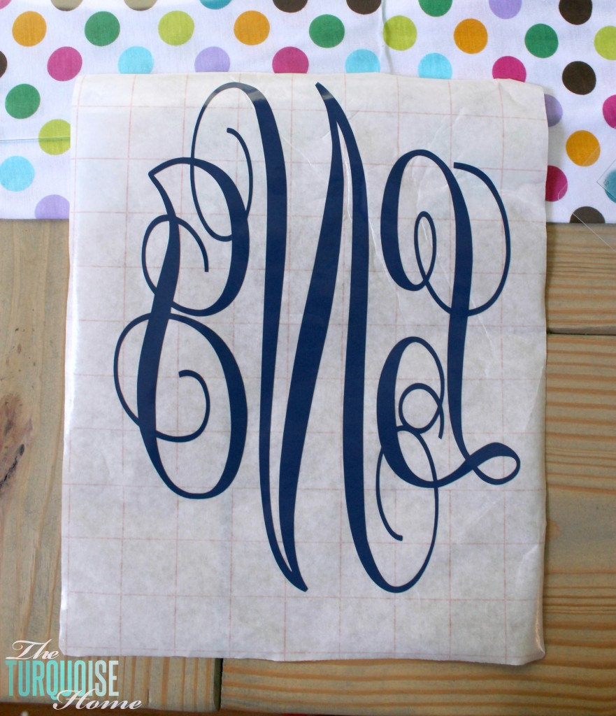 Monogram Custom Towel