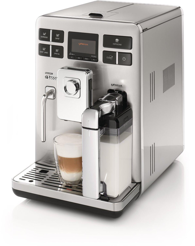 Saeco Automatic Espresso Machine (Image 6 of 10)