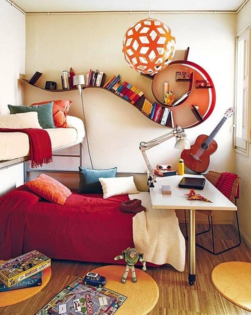 Teens Bedroom Ideas (View 5 of 10)