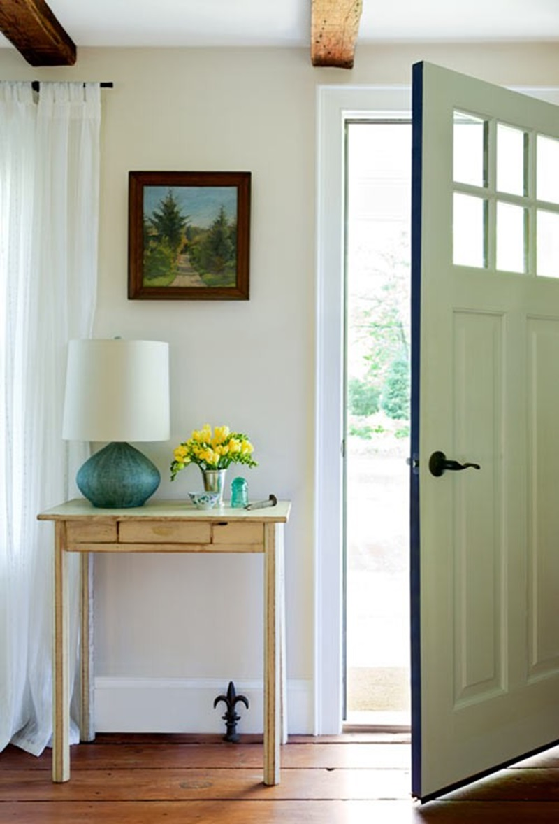 very small entryway ideas