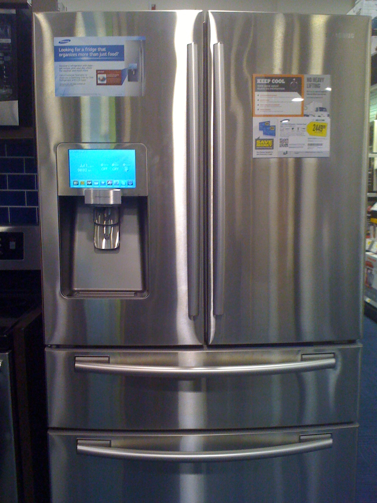 Wifi Fridge (Image 10 of 10)