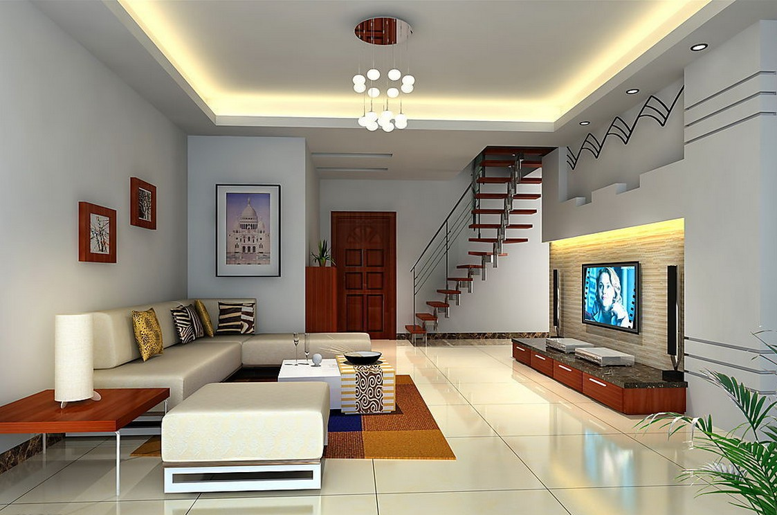 Ball Lamp Designers in Living Room Decoration