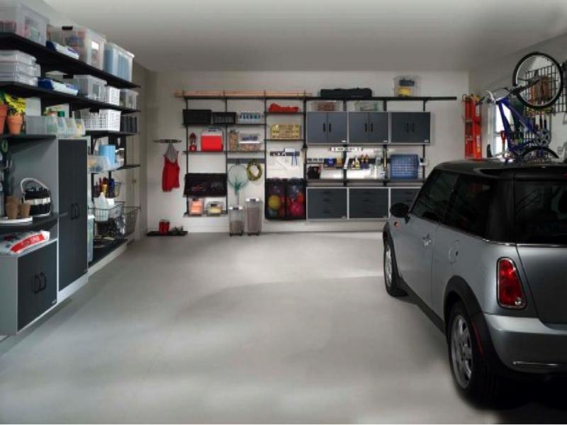 Beauty Garage Storage Ideas For Small Space Ideas (View 1 of 10)