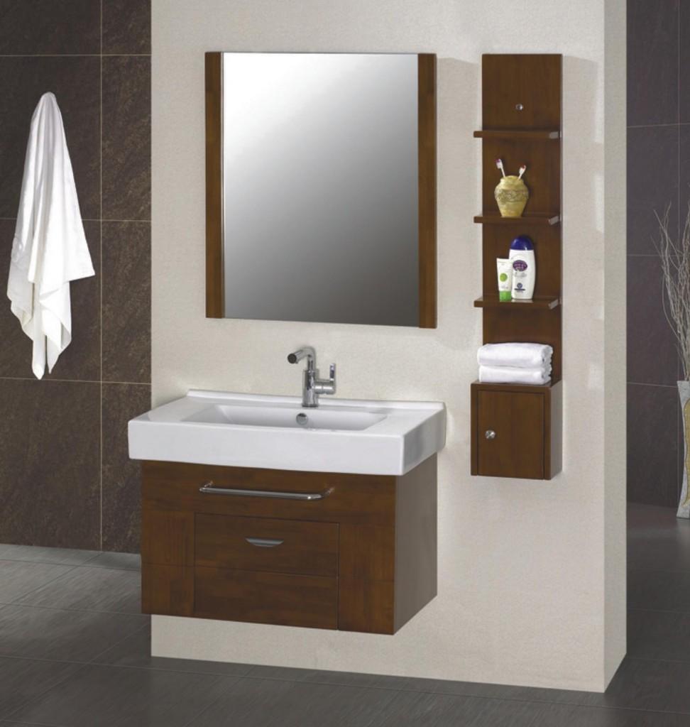 Brown IKEA Bathroom Vanity Ideas Designs (View 1 of 10)