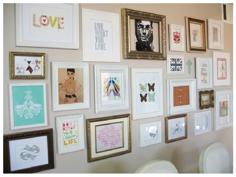 DIY Wallart Ideas Art For Wall (Image 8 of 15)