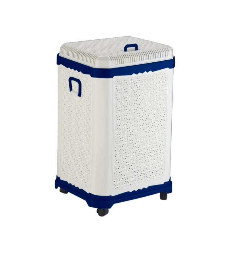 Dark Blue Color Primeway Fancy Box Small (Image 1 of 10)