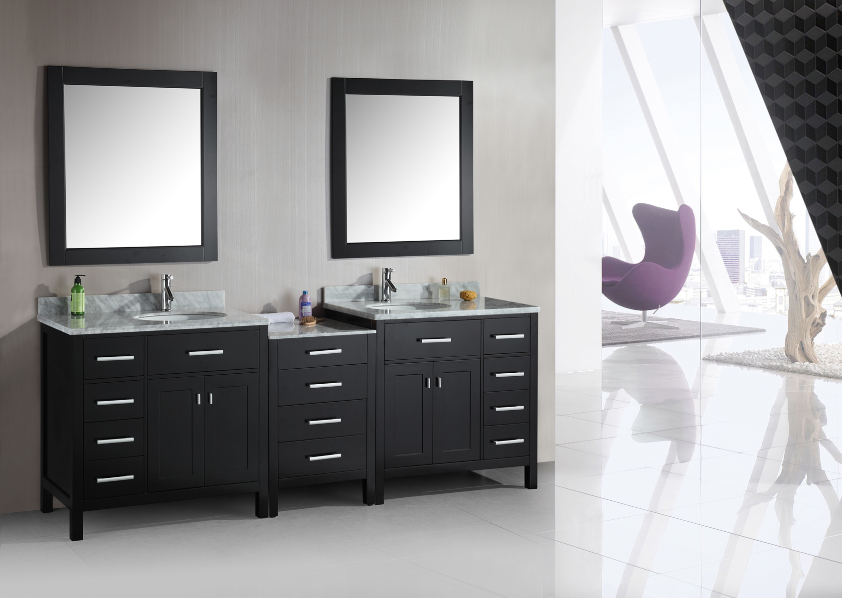 Dazzling IKEA Bathroom Vanity Ideas Designs