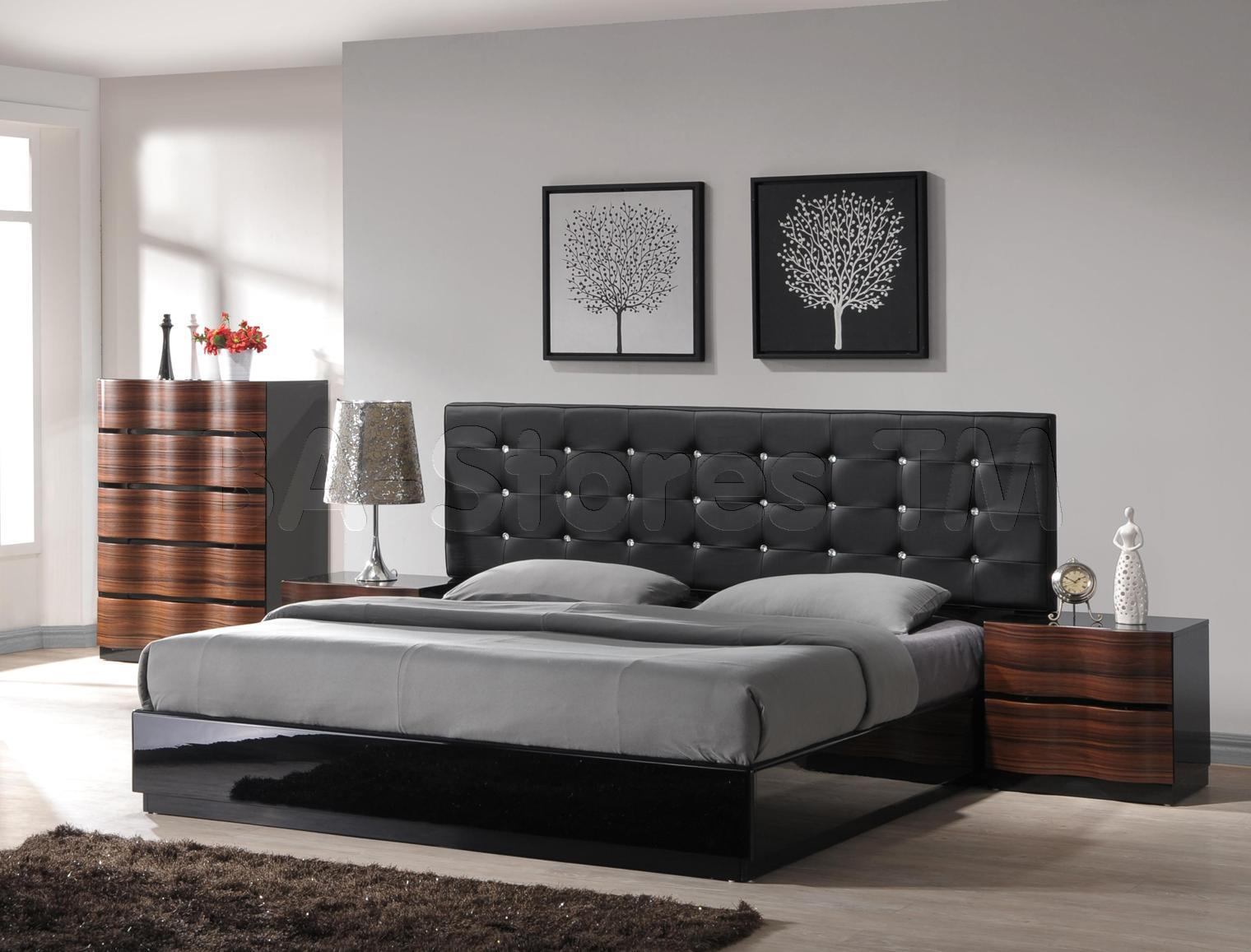 Elegant Queen Size Bed Dimensions Ideas (View 4 of 10)