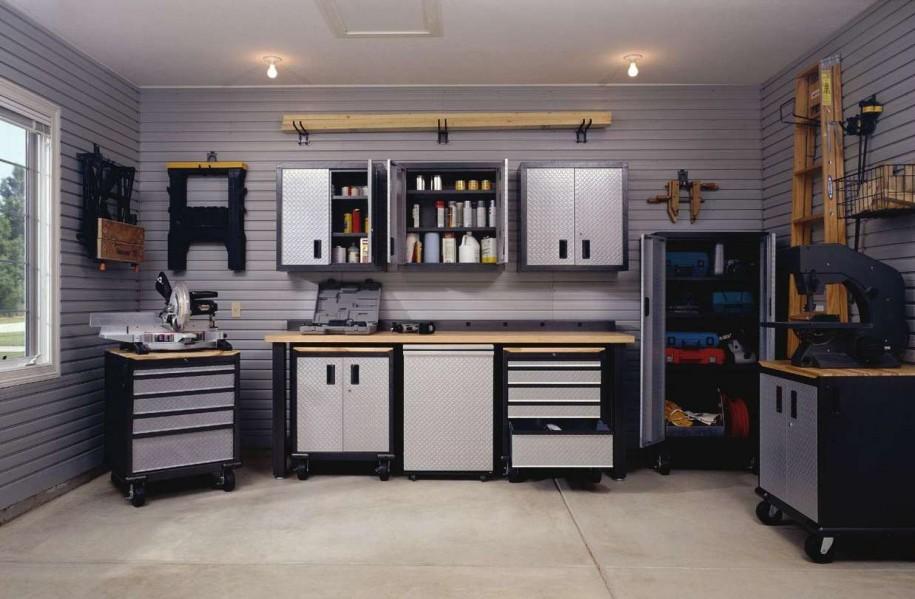 Good Garage Cabinet Plans Ideas