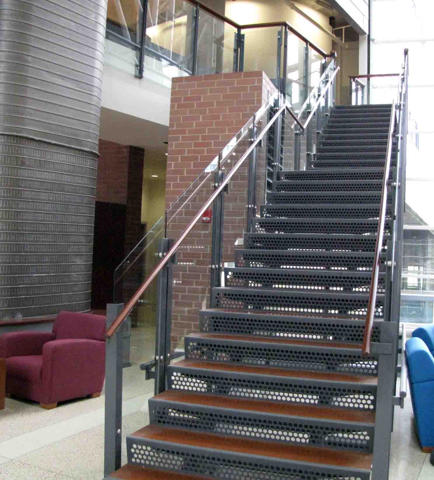 Great Advantage Of Metal Stair Treads (Image 3 of 10)