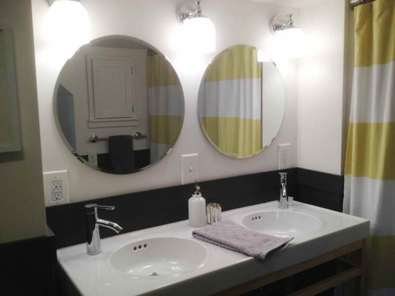 Ikea bathroom vanity ideas designs custom home design - Ikea bathrooms ideas ...