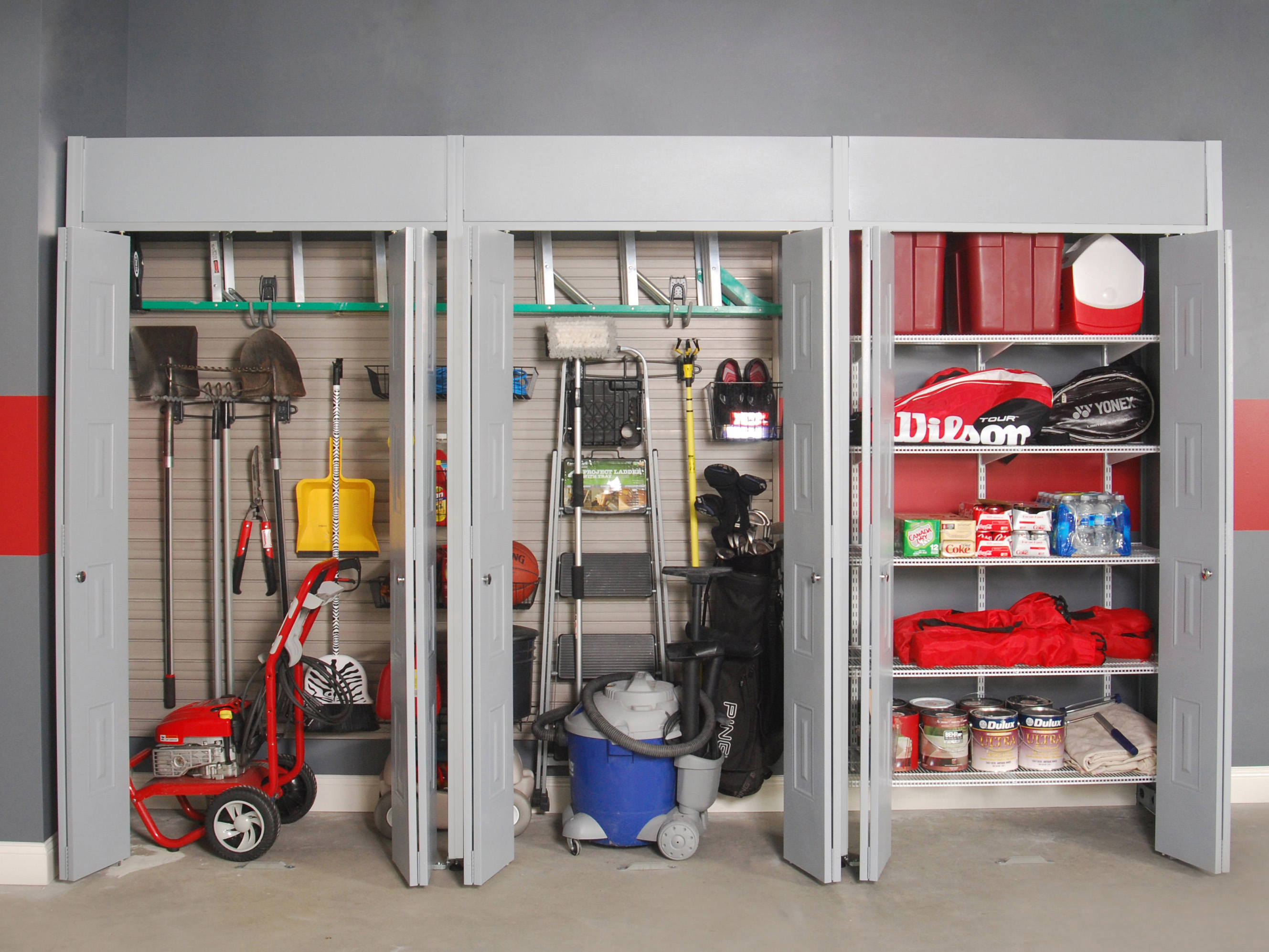Intresting Garage Storage Ideas For Small Space Ideas (Image 5 of 10)